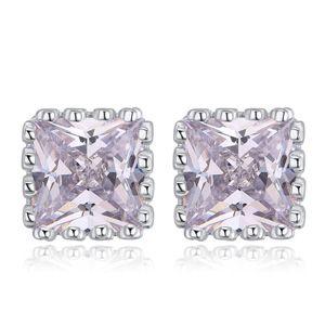 S925 sterling alloy earrings  sweet little NHKSE22539