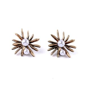Occident alloy Drill set Earrings  NHQD1496's discount tags