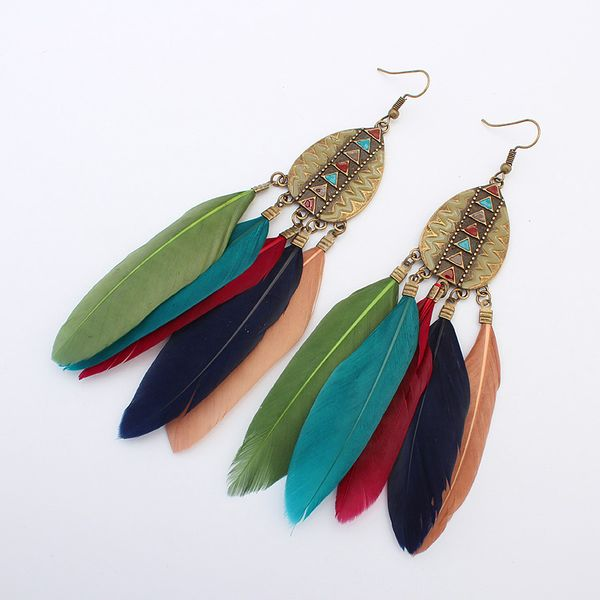 Occident Fashion Earrings (color) NHNPS1080