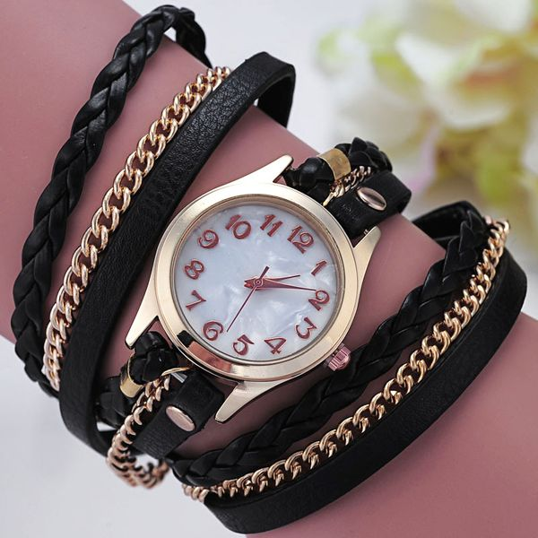 fashion watches wholesales NHMM1604-11-black
