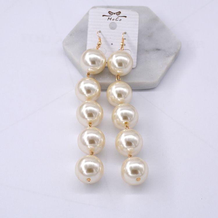 Bohemia Beads  earring Geometric (Alloy)  NHNT0248
