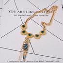Korea Alloy plating necklace Animal necklace  NHNT0217