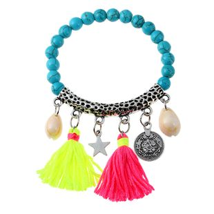 Fashion Other other  Tassel (Ancient alloy - soil blue)  NHKQ1290's discount tags