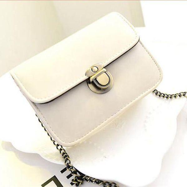 Fashion PU  Shoulder  (white)  NHXC0372-white
