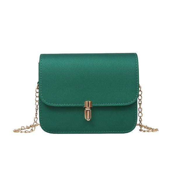 Fashion PU  Shoulder  (green)  NHXC0380-green