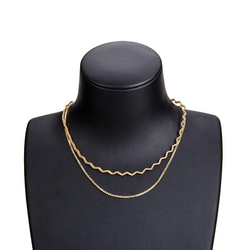 Other Alloy  necklace Geometric Alloy  NHYT0782Alloy