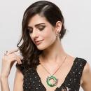 Vintage Alloy plating necklace  White Platinum 13E01  NHTM0126White Platinum 13E01