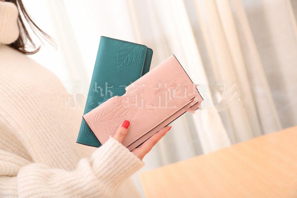 Cute PU  wallet  red  NHNI0349red