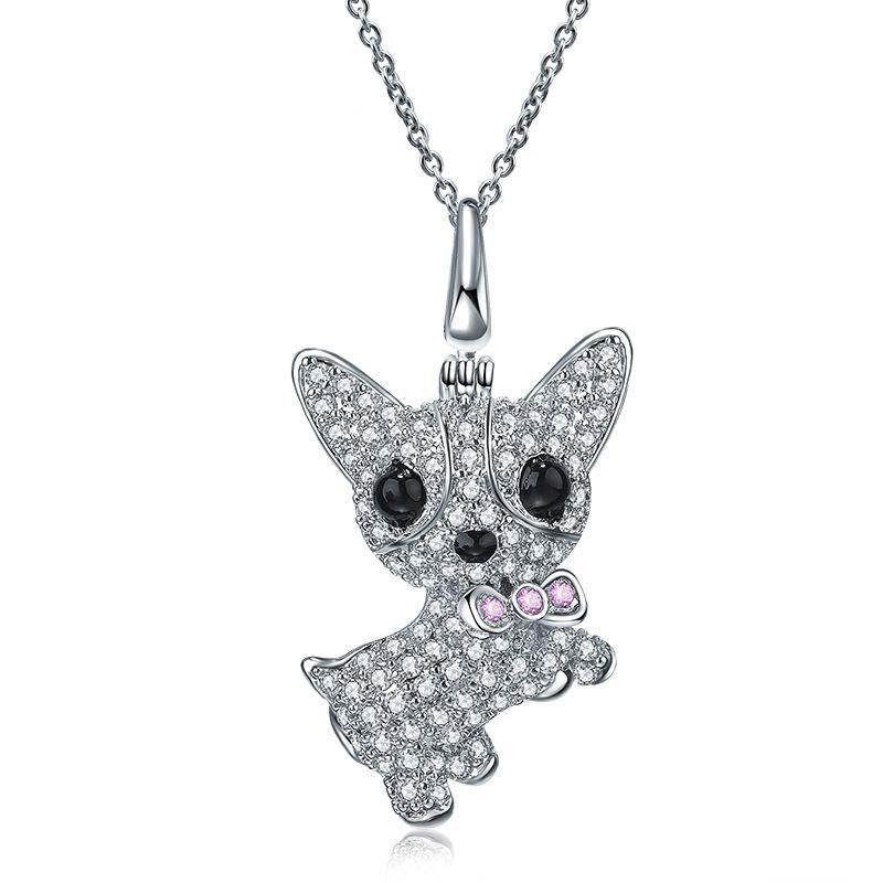 Korea Alloy  necklace Animal Alloy  NHLJ3627Alloy