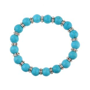 Other Natural Stone  Bracelets Geometric (blue)  NHKQ1421-blue's discount tags
