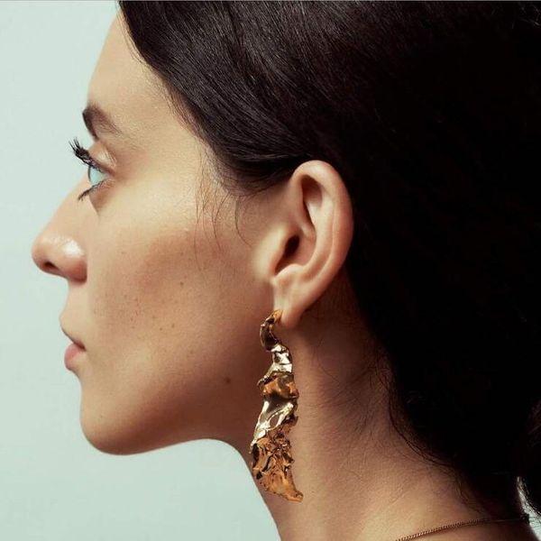 Fashion Alloy  Earrings  (Alloy)  NHGY0914-Alloy