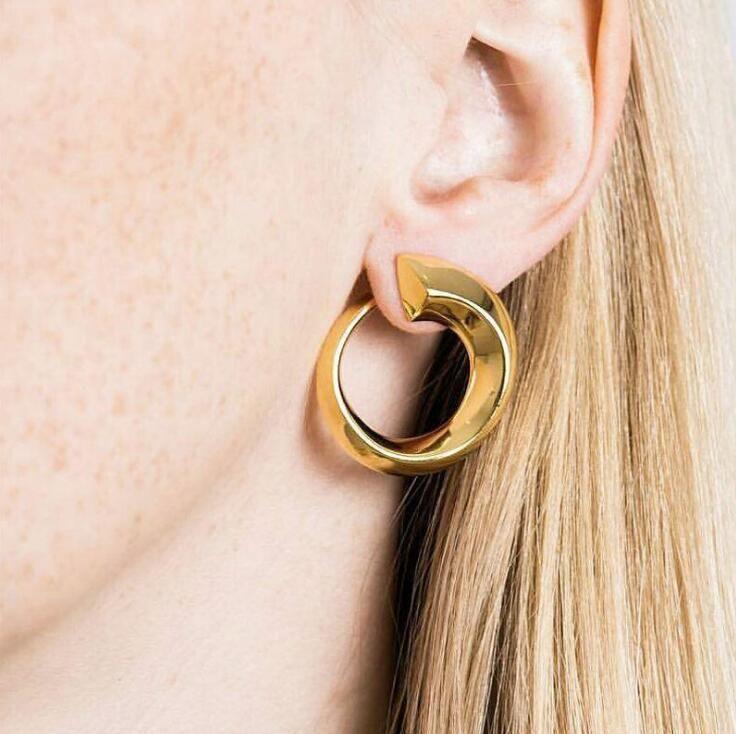 Simple Alloy  earring  (Alloy)  NHGY0920-Alloy
