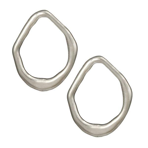 Simple Alloy  Earrings  (Alloy)  NHGY0925-Alloy