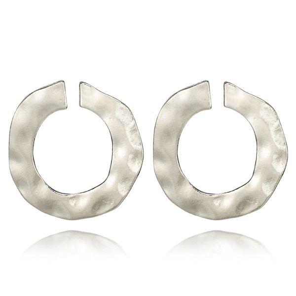 Simple Alloy  Earrings  (Alloy)  NHGY0927-Alloy