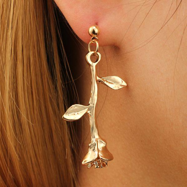 Vintage Alloy  earring Geometric (Alloy)  NHGY0929-Alloy