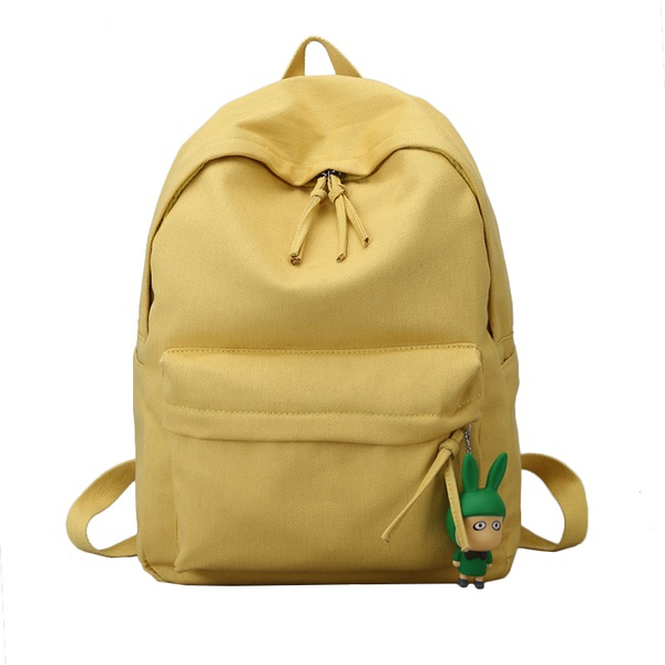Cute Other  backpack  (yellow)  NHPB1655-yellow