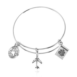 Fashion Alloy plating bracelet Geometric (Alloy)  NHNZ0281-Alloy's discount tags
