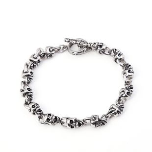 Simple Titanium steel  Bracelet (Rose alloy)  NHIM0481's discount tags