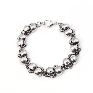Simple Titanium steel  Bracelet (Alloy)  NHIM0485's discount tags