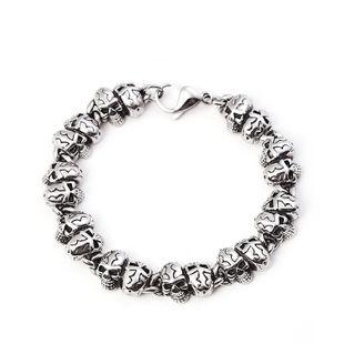 Simple Titanium steel  Bracelet (Alloy)  NHIM0487's discount tags