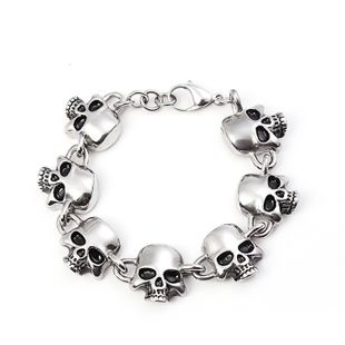 Simple Titanium steel  Bracelet (Rose alloy)  NHIM0494's discount tags