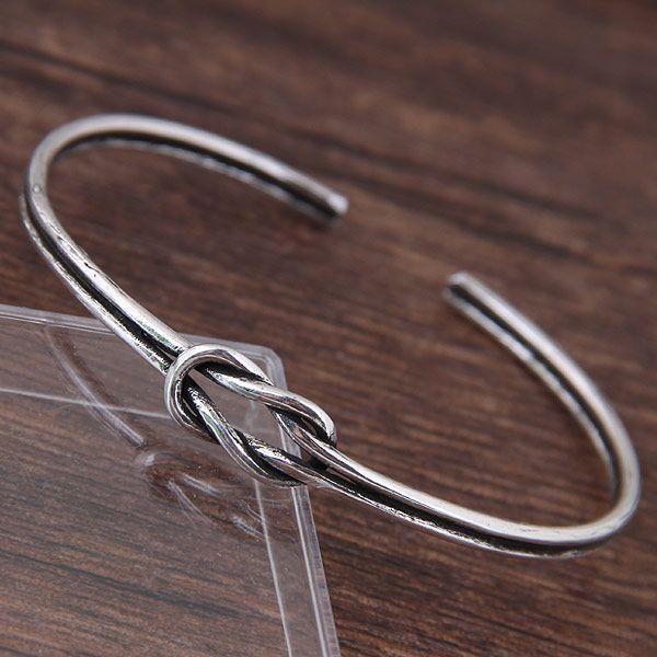 White copper bracelet NHNSC8397