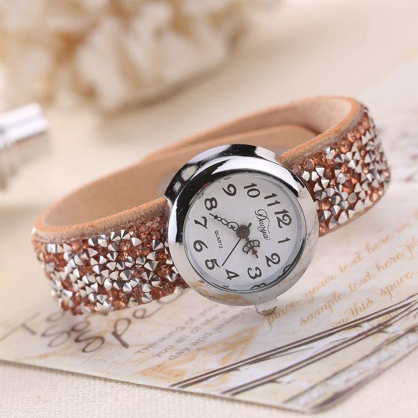 Korean style   Watch (Beige)  NHHK0821-Beige