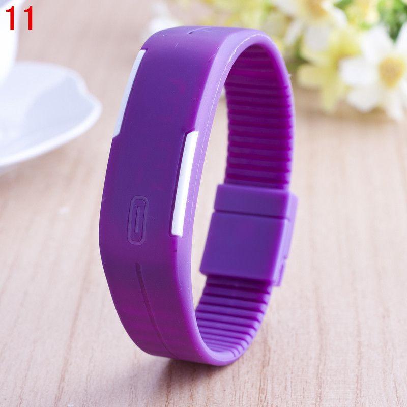 fashion   Watch (11 - Purple)  NHMM1819-11 - Purple