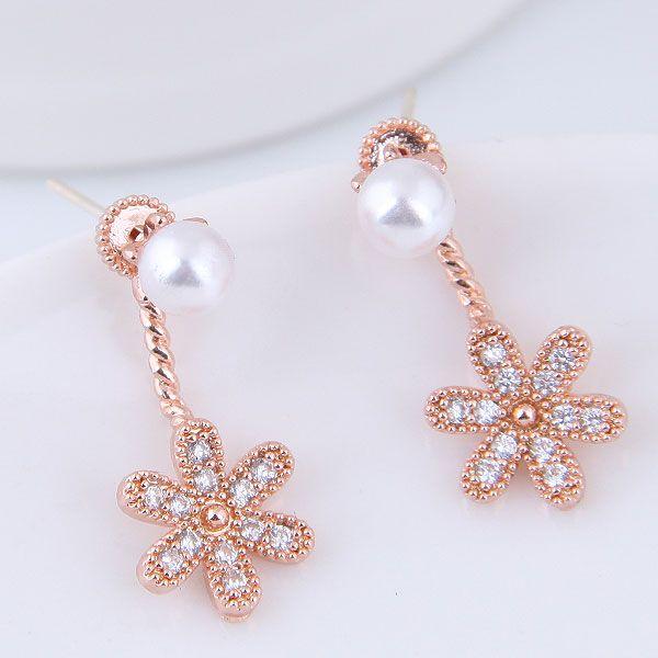Zircon Korea earring NHNSC10124