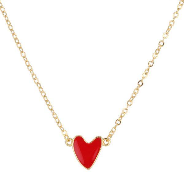 Alloy Korea necklace NHNSC10140