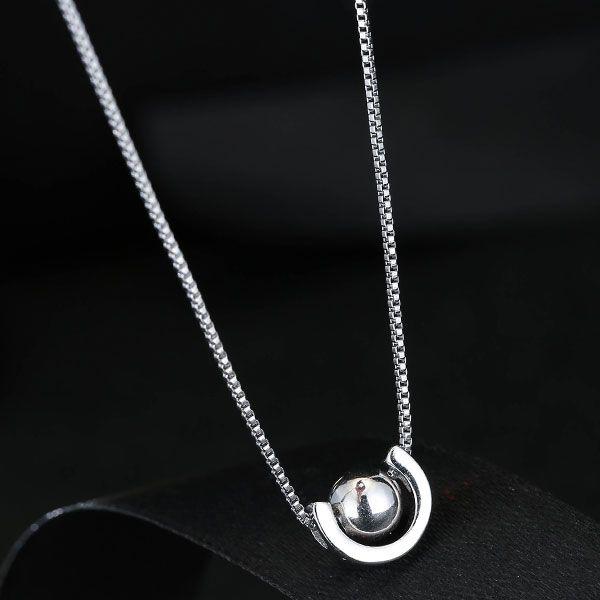 Alloy Korea necklace NHNSC10147