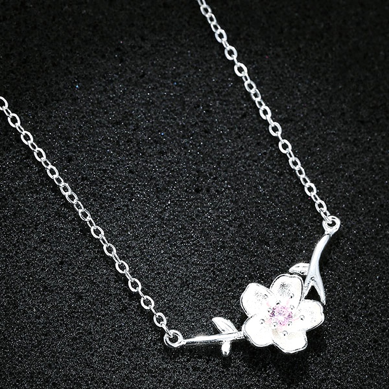 Alloy Korea necklace NHNSC10150