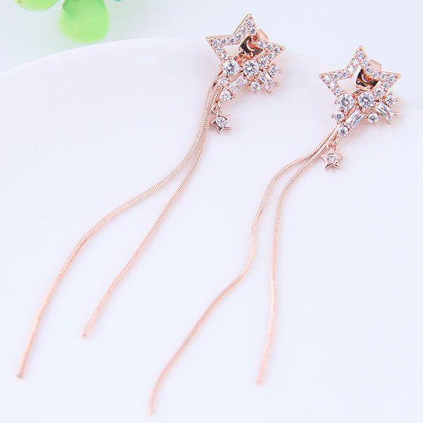 Zircon Korea earring NHNSC10163