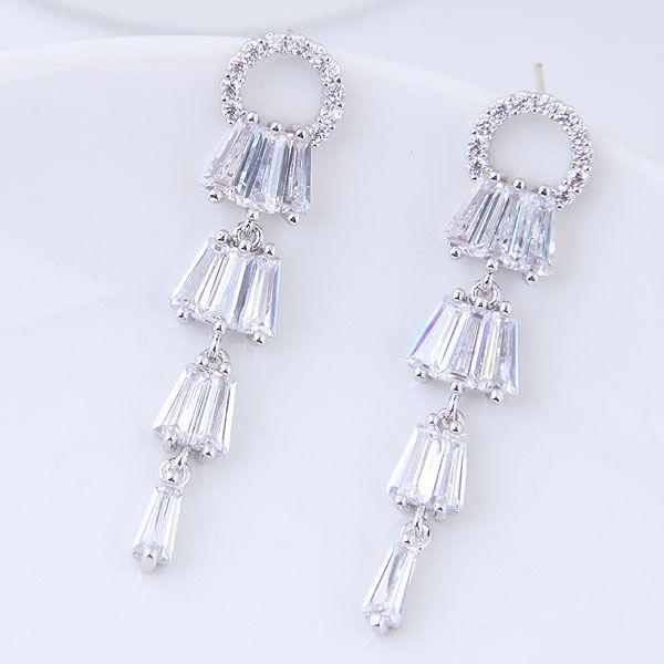 Zircon Korea earring NHNSC10167