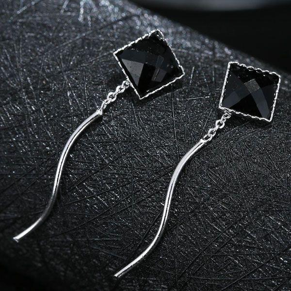 Zircon Korea earring NHNSC10209