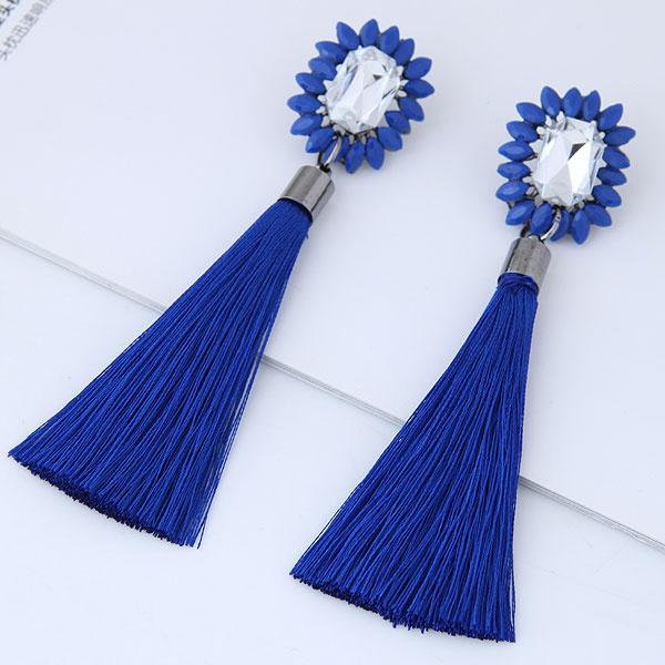 Alloy Fashion earring NHNSC10272