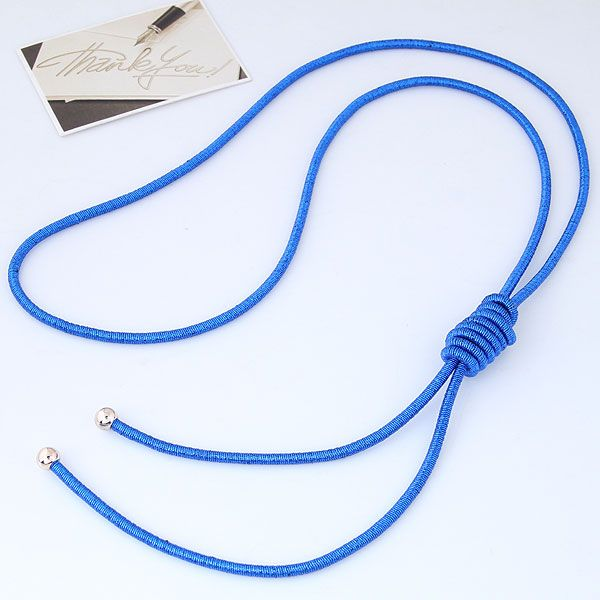 Alloy Fashion necklace NHNSC10276