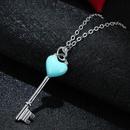 Alloy Korea necklace NHNSC10146