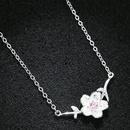 Alloy Korea necklace NHNSC10150