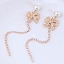 Alloy Korea earring NHNSC10234