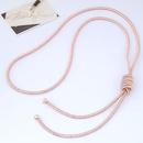 Alloy Fashion necklace NHNSC10276