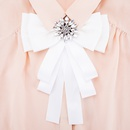 Alloy Fashion Bows brooch  Pink NHJE0994Pink