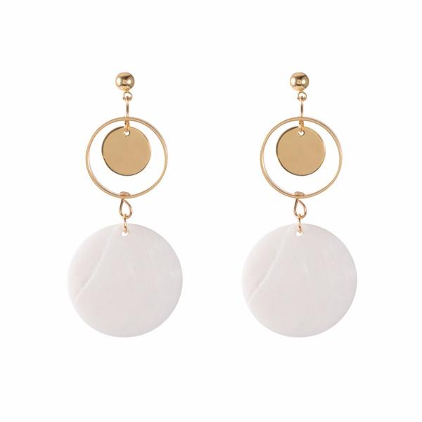 Alloy Fashion Geometric earring  (Alloy) NHWF3170-Alloy