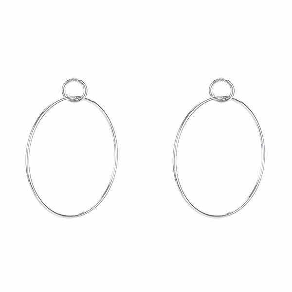 Alloy Fashion Geometric earring  (Alloy) NHYT0894-Alloy