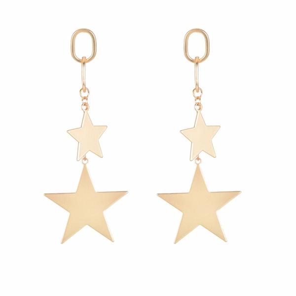 Alloy Fashion Geometric earring  (Alloy) NHYT0899-Alloy
