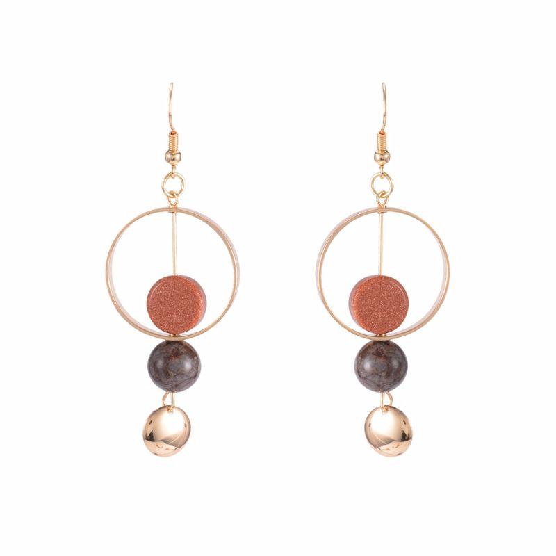 Alloy Fashion Geometric earring  Ear hook models NHYT0907Ear hook models
