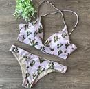 Polyester Fashion  Bikini  ColorS NHHL0065ColorS