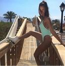 Cotton Fashion  Bikini  WhiteS NHHL0114WhiteS