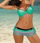 Polyester Fashion  Bikini  Figure 1S NHHL0177Figure 1S