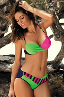 Polyester Fashion  Swimsuit  Figure 1S NHHL0199Figure 1S
